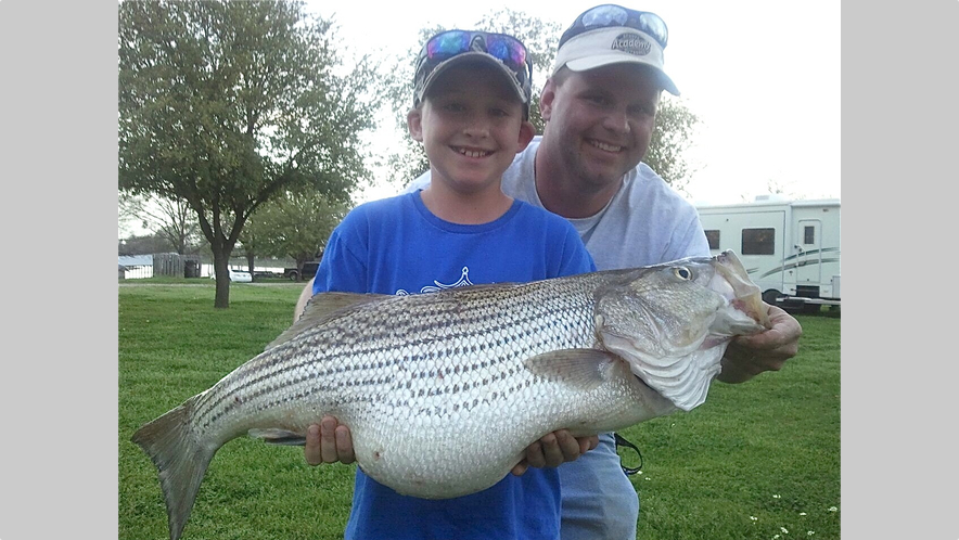 Matt Cartwright Lake Tawakoni Guide